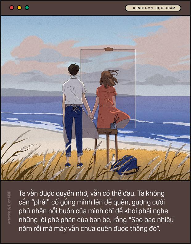 Điều đau đớn nhất không phải là chia tay, mà là sau khi chia tay gặp lại người yêu cũ - Ảnh 4.