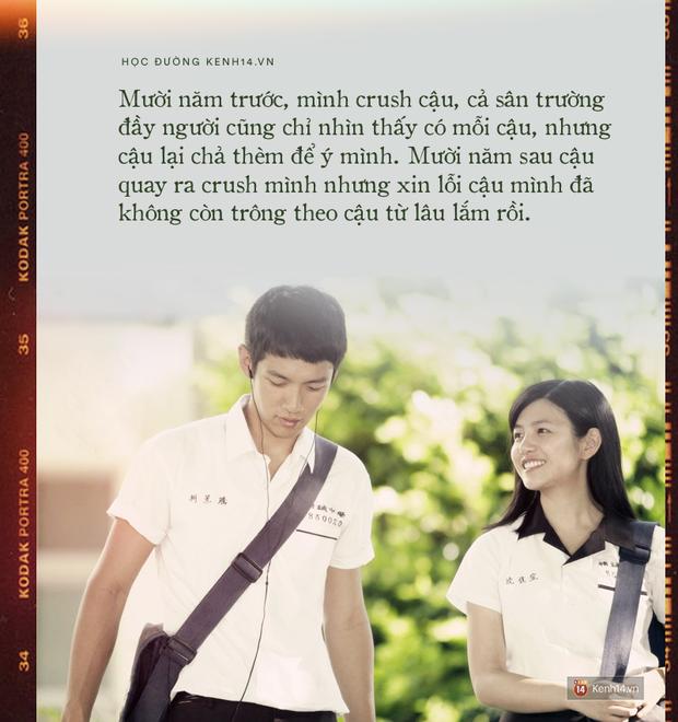 Trải qua bao mối tình, yêu bao nhiêu người vẫn không có thứ tình cảm nào đẹp vẹn nguyện như tình yêu học trò - Ảnh 7.