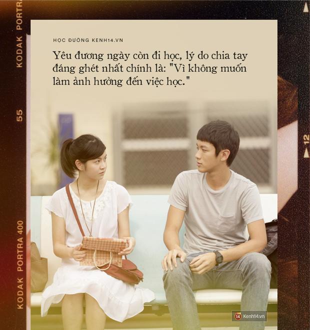 Trải qua bao mối tình, yêu bao nhiêu người vẫn không có thứ tình cảm nào đẹp vẹn nguyện như tình yêu học trò - Ảnh 9.