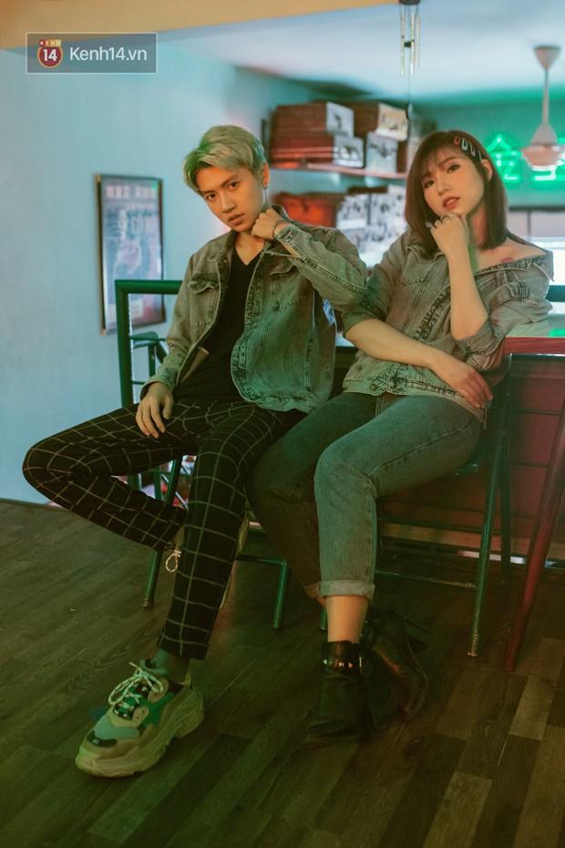 Couple triệu subscriber Youtube Lê Hùng và Bạch My: Kiếm được 200 triệu mỗi tháng chỉ nhờ... yêu và troll nhau - Ảnh 6.