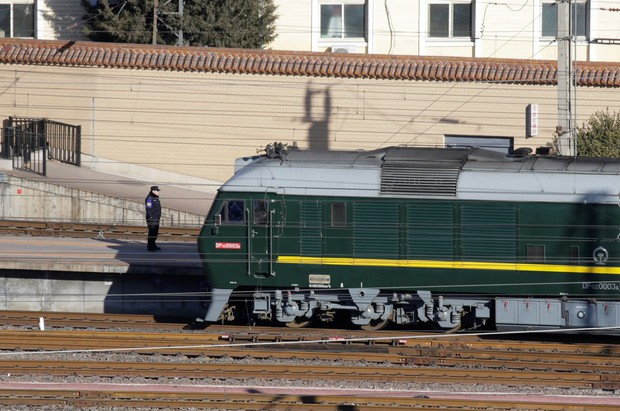 Tìm hiểu về đoàn tàu bọc thép đưa ông Kim Jong Un đến Việt Nam - Ảnh 9.