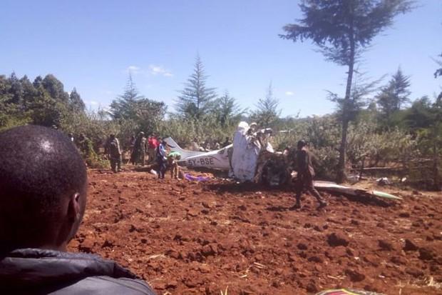 Rơi máy bay hạng nhẹ ở Kenya, nhiều người nước ngoài thiệt mạng - Ảnh 1.