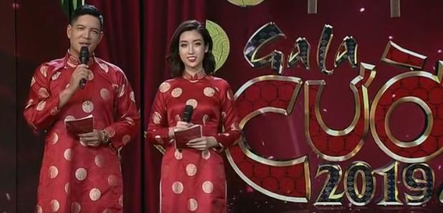 Bình Minh xuất hiện với gương mặt khác lạ tại Gala Cười 2019 - Ảnh 1.