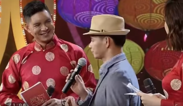 Bình Minh xuất hiện với gương mặt khác lạ tại Gala Cười 2019 - Ảnh 3.