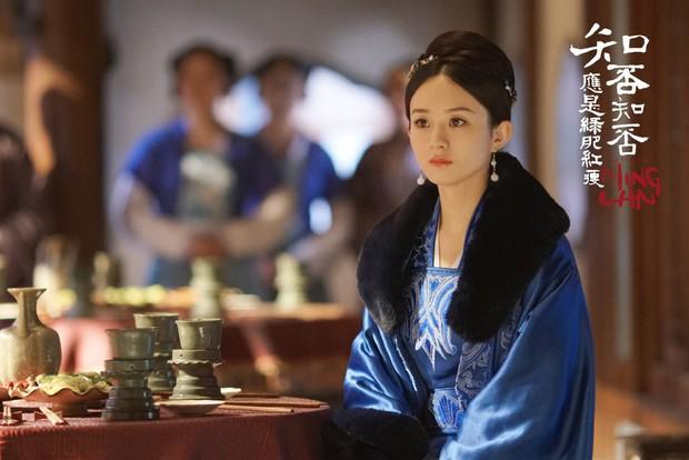 Lấy chồng giàu mà cả 2 vợ của Phùng Thiệu Phong Minh Lan Truyện mặc mãi một bộ váy duy nhất! - Ảnh 6.