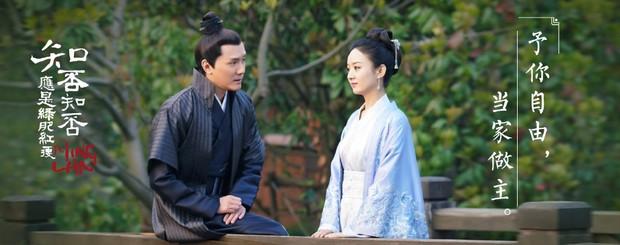 Lấy chồng giàu mà cả 2 vợ của Phùng Thiệu Phong Minh Lan Truyện mặc mãi một bộ váy duy nhất! - Ảnh 1.