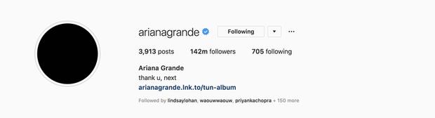 Trong một ngày, instagram của loạt sao từ Ariana Grande, Black Pink đến Sơn Tùng, Chi Pu đều mất hàng triệu follower? - Ảnh 2.