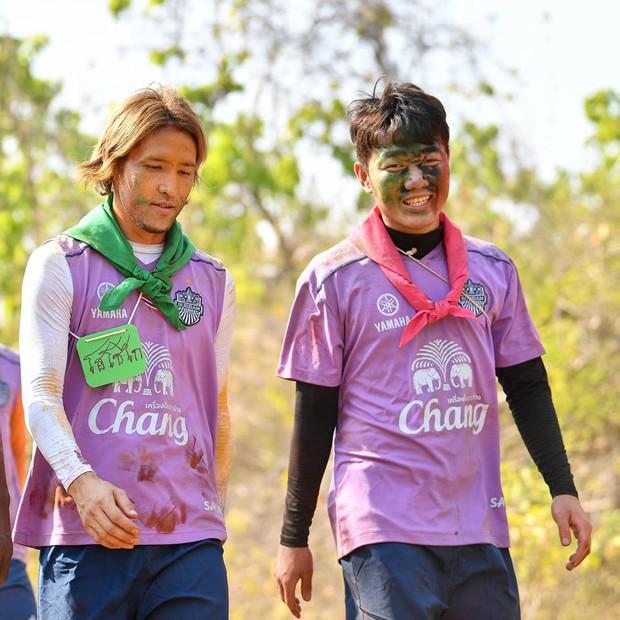 Đến Thái Lan chưa được bao lâu, Xuân Trường đã bắt đầu có một hội bạn thân rồi đấy - Ảnh 3.