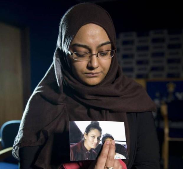 Bỏ nhà ra đi để gia nhập IS, nữ sinh Anh hối hận muốn trở về khi đã mang bầu 9 tháng - Ảnh 2.