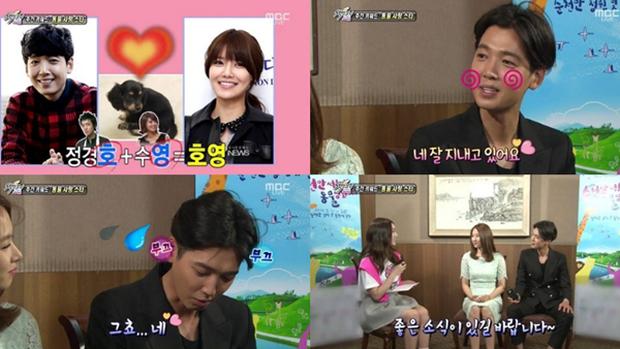 3 cặp đôi Kbiz được yêu thích trên các show truyền hình: Giữa sóng gió thị phi vẫn nắm chặt tay nhau hạnh phúc - Ảnh 6.
