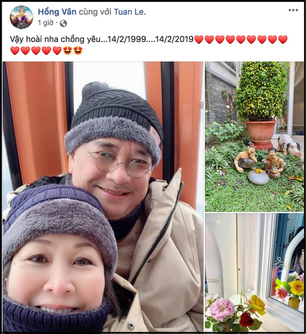 Sao Việt háo hức khoe quà lãng mạn, công khai điều đặc biệt trong ngày Valentine - Ảnh 4.