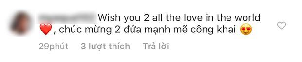 Nhân Valentine, MC Hoàng Oanh chơi lớn công khai đã có bạn trai mới - Ảnh 3.