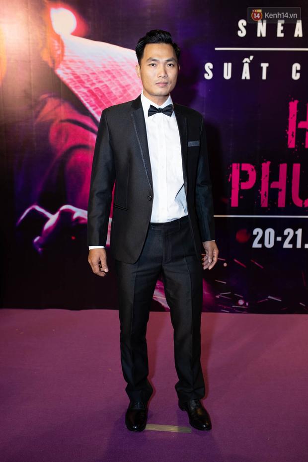 Tối 14/2, Ngô Thanh Vân tái ngộ tình cũ Johnny Trí Nguyễn tại buổi ra mắt phim hành động Hai Phượng - Ảnh 6.