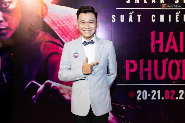 Tối 14/2, Ngô Thanh Vân tái ngộ tình cũ Johnny Trí Nguyễn tại buổi ra mắt phim hành động Hai Phượng - Ảnh 17.