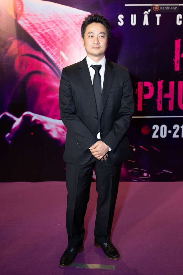 Tối 14/2, Ngô Thanh Vân tái ngộ tình cũ Johnny Trí Nguyễn tại buổi ra mắt phim hành động Hai Phượng - Ảnh 24.