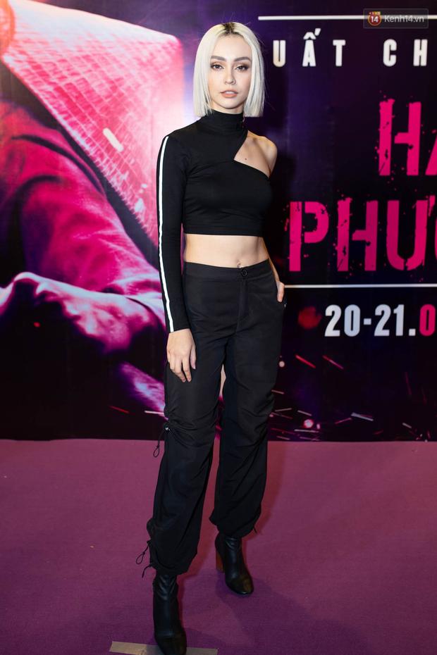 Tối 14/2, Ngô Thanh Vân tái ngộ tình cũ Johnny Trí Nguyễn tại buổi ra mắt phim hành động Hai Phượng - Ảnh 19.