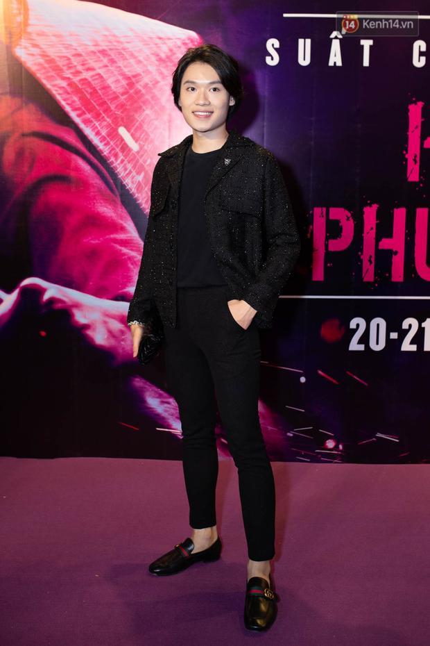 Tối 14/2, Ngô Thanh Vân tái ngộ tình cũ Johnny Trí Nguyễn tại buổi ra mắt phim hành động Hai Phượng - Ảnh 15.