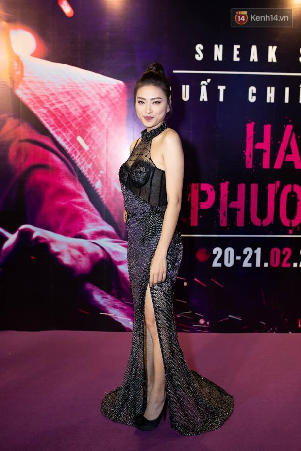 Tối 14/2, Ngô Thanh Vân tái ngộ tình cũ Johnny Trí Nguyễn tại buổi ra mắt phim hành động Hai Phượng - Ảnh 1.