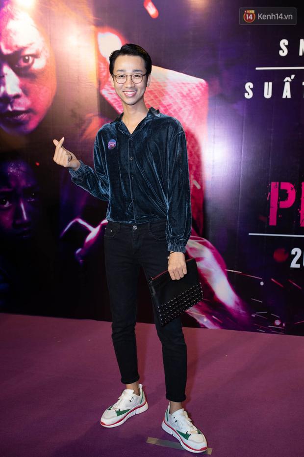 Tối 14/2, Ngô Thanh Vân tái ngộ tình cũ Johnny Trí Nguyễn tại buổi ra mắt phim hành động Hai Phượng - Ảnh 16.