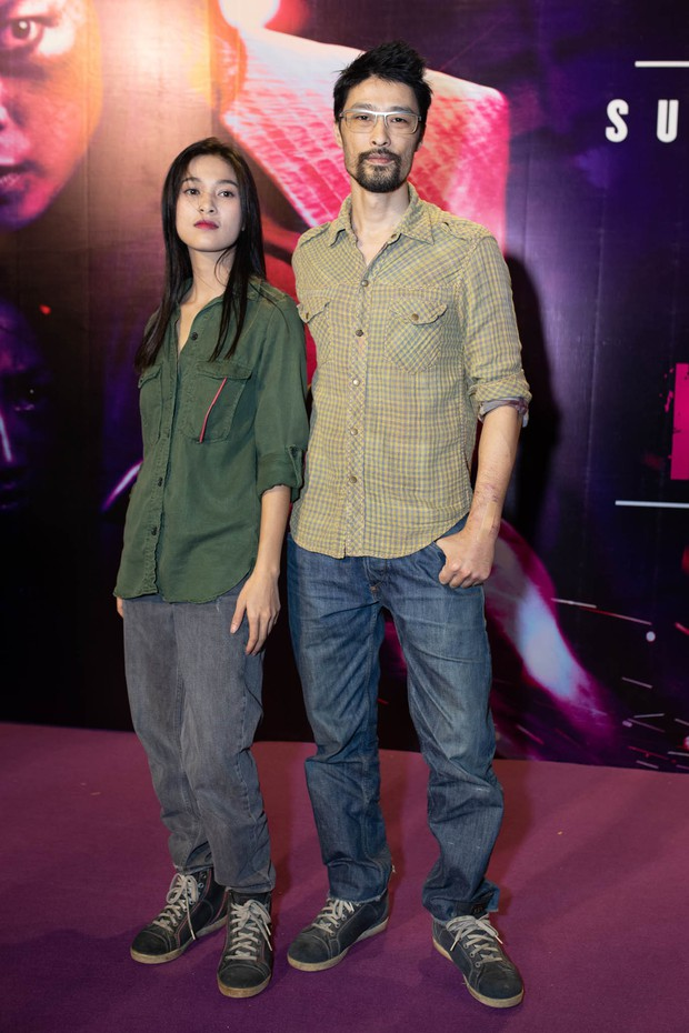 Tối 14/2, Ngô Thanh Vân tái ngộ tình cũ Johnny Trí Nguyễn tại buổi ra mắt phim hành động Hai Phượng - Ảnh 3.