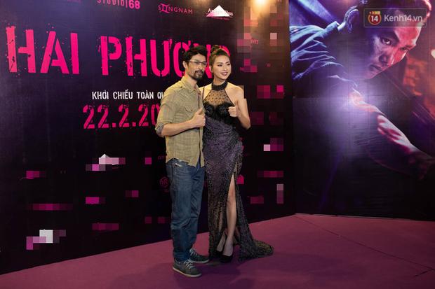 Tối 14/2, Ngô Thanh Vân tái ngộ tình cũ Johnny Trí Nguyễn tại buổi ra mắt phim hành động Hai Phượng - Ảnh 2.