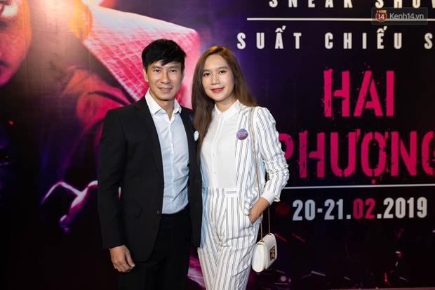 Tối 14/2, Ngô Thanh Vân tái ngộ tình cũ Johnny Trí Nguyễn tại buổi ra mắt phim hành động Hai Phượng - Ảnh 10.
