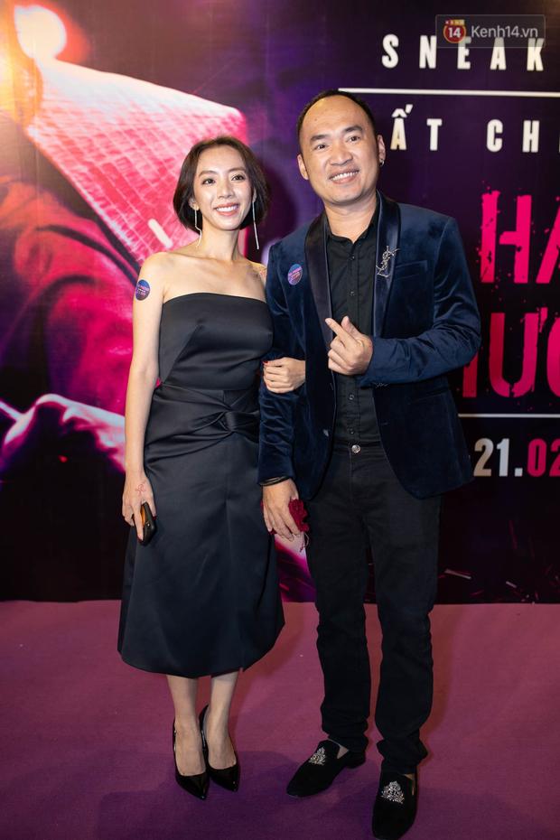 Tối 14/2, Ngô Thanh Vân tái ngộ tình cũ Johnny Trí Nguyễn tại buổi ra mắt phim hành động Hai Phượng - Ảnh 9.