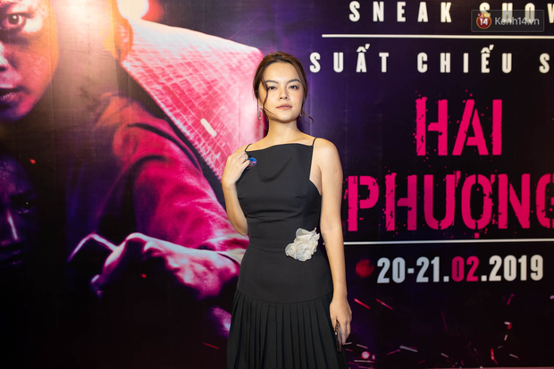 Tối 14/2, Ngô Thanh Vân tái ngộ tình cũ Johnny Trí Nguyễn tại buổi ra mắt phim hành động Hai Phượng - Ảnh 8.