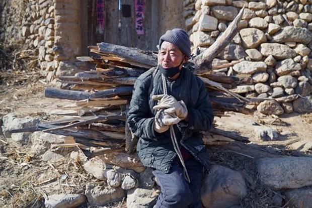 Bi kịch người già ở nông thôn Trung Quốc - Ảnh 1.