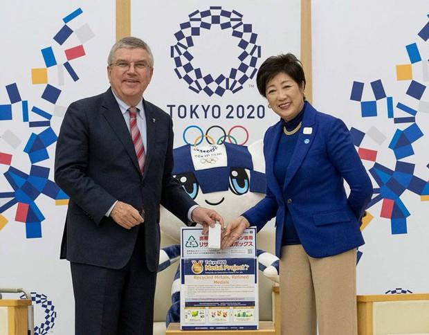 Nhật Bản kêu gọi người dân quyên góp ve chai để đúc huy chương Olympic 2020 - Ảnh 5.
