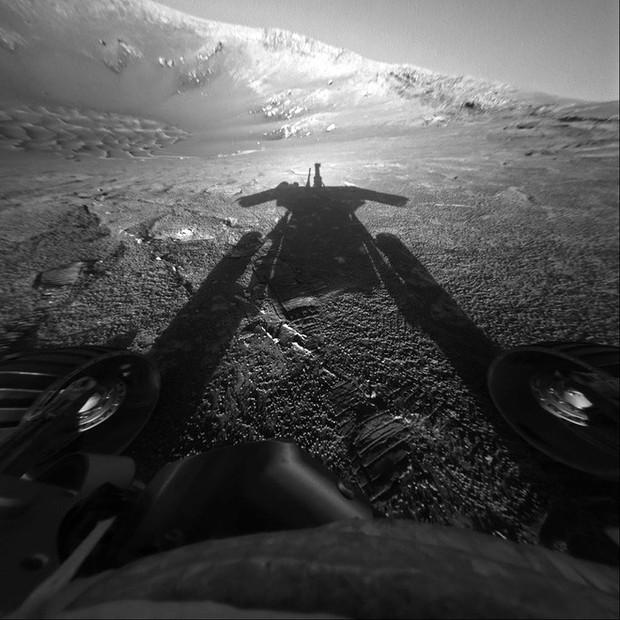 NASA khai tử tàu thăm dò Opportunity: kết thúc sứ mệnh oai hùng của WALL-E đời thực, vượt chỉ tiêu tới 14 năm - Ảnh 1.