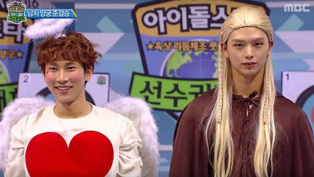 Thánh lầy Eunkwang (BTOB) vs. trai đẹp B.I (iKON): Bạn chọn phiên bản thần tình yêu nào? - Ảnh 8.