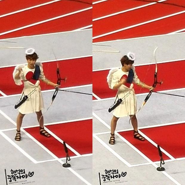 Thánh lầy Eunkwang (BTOB) vs. trai đẹp B.I (iKON): Bạn chọn phiên bản thần tình yêu nào? - Ảnh 9.