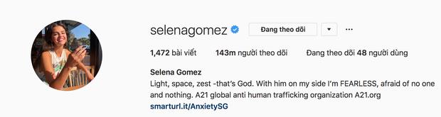 Trong một ngày, instagram của loạt sao từ Ariana Grande, Black Pink đến Sơn Tùng, Chi Pu đều mất hàng triệu follower? - Ảnh 4.