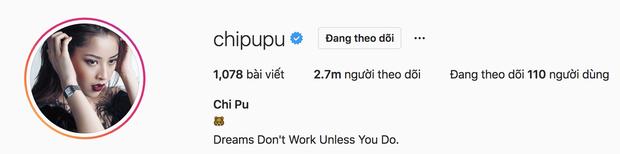 Trong một ngày, instagram của loạt sao từ Ariana Grande, Black Pink đến Sơn Tùng, Chi Pu đều mất hàng triệu follower? - Ảnh 7.