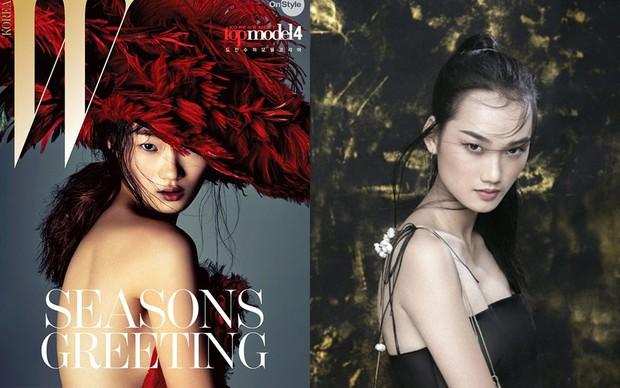 Fan quốc tế bất ngờ vì Quỳnh Anh (team Võ Hoàng Yến) quá giống Quán quân Koreas Next Top Model - Ảnh 6.