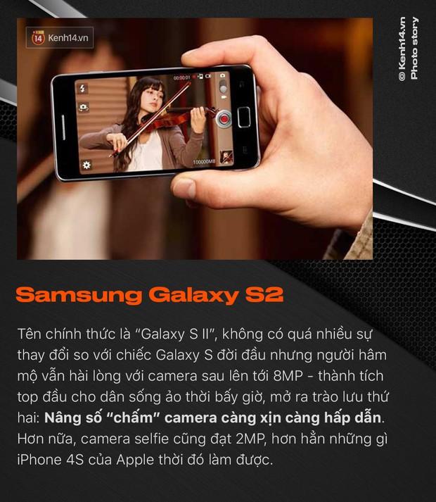 Hành trình 10 năm Samsung Galaxy S: Tạo ra tới 10 trào lưu cho thế giới smartphone - Ảnh 3.