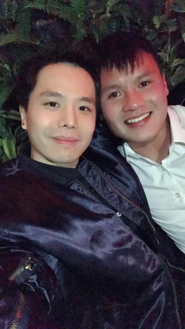 Mối quan hệ đặc biệt giữa Trịnh Thăng Bình với Duy Mạnh, Quang Hải và dàn tuyển thủ Việt đang hot nhất trên sân cỏ - Ảnh 6.