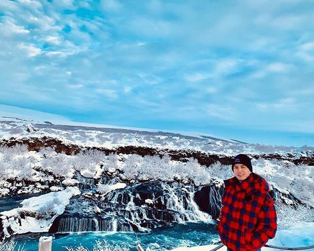 Bảo Anh và Hồ Quang Hiếu tiếp tục cùng đi du lịch Iceland, tình xưa đã nối lại? - Ảnh 6.