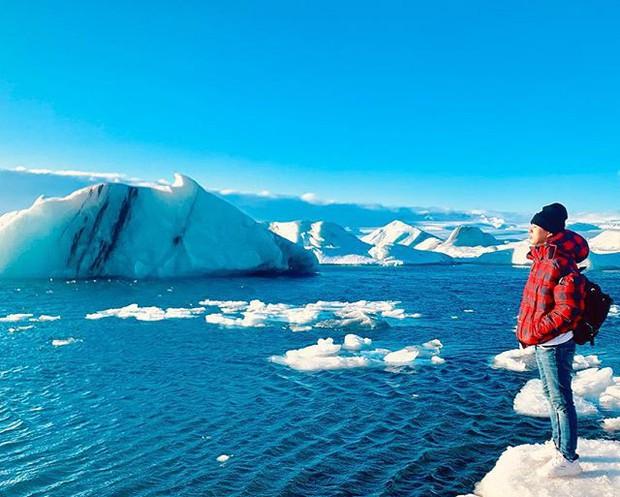 Bảo Anh và Hồ Quang Hiếu tiếp tục cùng đi du lịch Iceland, tình xưa đã nối lại? - Ảnh 5.