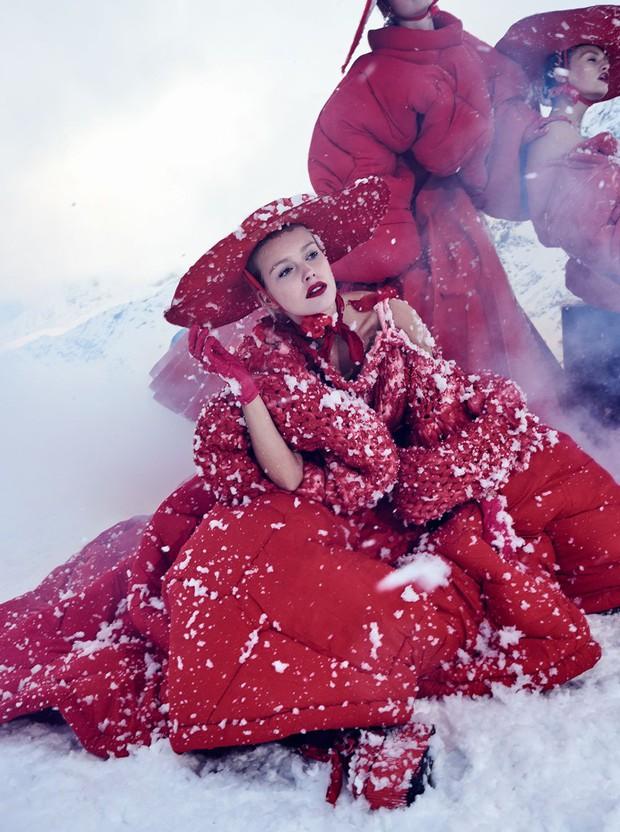 Germanys Next Top Model trở lại ngay ngày Valentine và lập tức tạo được kỷ lục! - Ảnh 4.