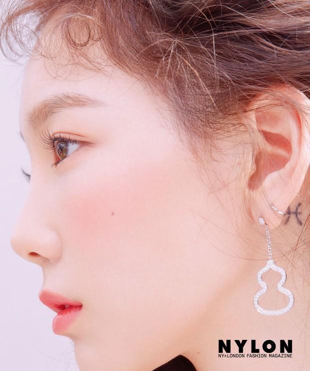 Ở tuổi 30, Taeyeon dọa soán ngôi nữ thần nhan sắc SNSD của Yoona nhờ bộ hình tạp chí mới đẹp như tiên tử - Ảnh 5.