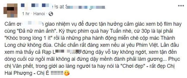 Sao Việt và khán giả Hà Nội rần rần vì Hai Phượng: Từ đầu tới cuối thót tim quá mức! - Ảnh 16.