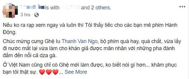 Sao Việt và khán giả Hà Nội rần rần vì Hai Phượng: Từ đầu tới cuối thót tim quá mức! - Ảnh 14.