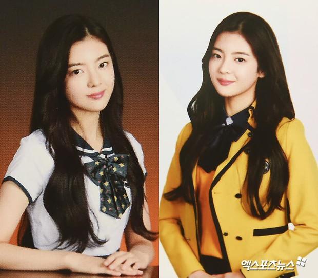 Lễ tốt nghiệp trung học của dàn idol Kpop: 2 mỹ nhân gây sốt vì quá xinh, học sinh phỏng vấn, chụp ảnh như đi sự kiện - Ảnh 5.