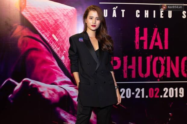 Tối 14/2, Ngô Thanh Vân tái ngộ tình cũ Johnny Trí Nguyễn tại buổi ra mắt phim hành động Hai Phượng - Ảnh 18.