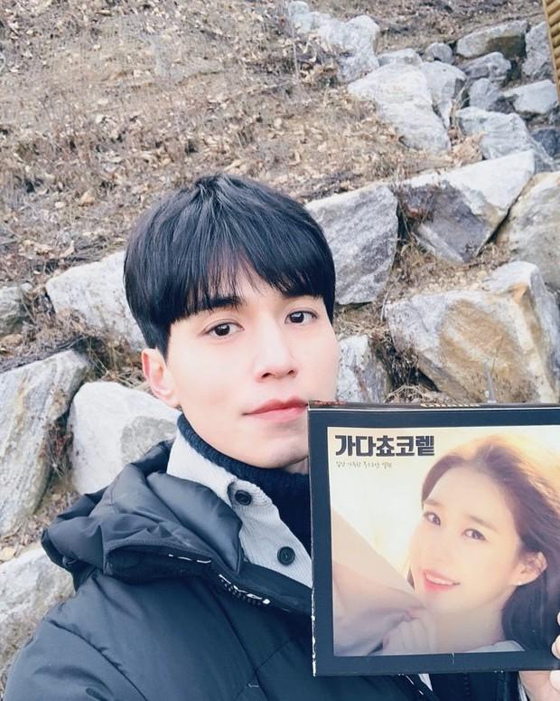 Ai đẩy thuyền thì ra mà xem, Lee Dong Wook và Yoo In Na thả thính công khai đúng vào ngày Valentine! - Ảnh 2.