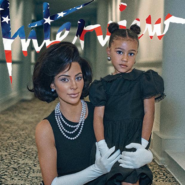 5 tuổi, con gái Kim Kardashian đã có bạn trai và còn được tặng trang sức, sô cô la vào ngày Valentine - Ảnh 5.