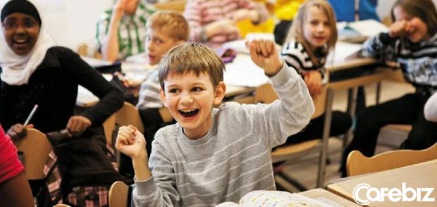 Trẻ em Phần Lan học ít, chơi nhiều: Điều kì lạ của nền giáo dục liên tục đứng top đầu thế giới - Ảnh 1.