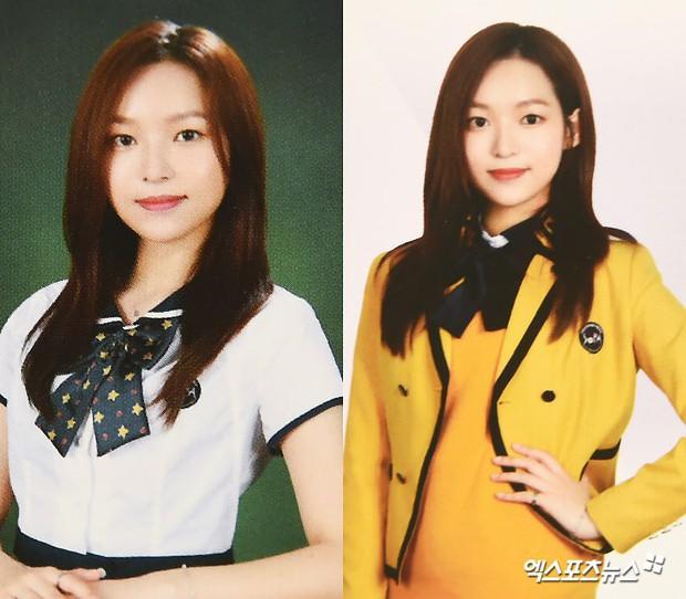 Lễ tốt nghiệp trung học của dàn idol Kpop: 2 mỹ nhân gây sốt vì quá xinh, học sinh phỏng vấn, chụp ảnh như đi sự kiện - Ảnh 18.